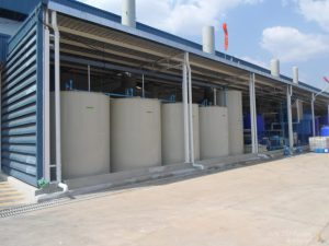 waste water treatment plant 17