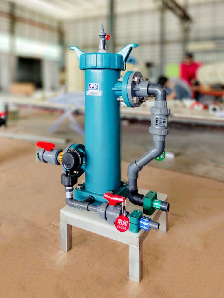 เครื่องกรองเคมี นวัตกรรมใหม่